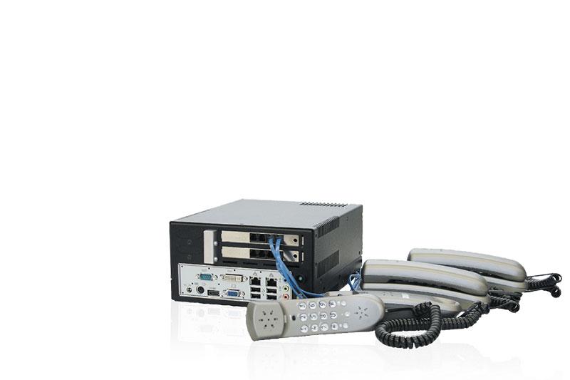 Spectra PowerBox - Mini-PC als Kommunikationseinheit